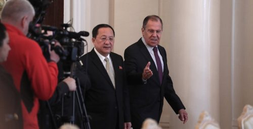 As North Korea-U.S. talks stall, could Russia step in?