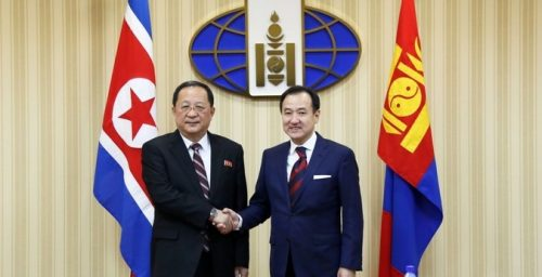 Ri Yong Ho in Ulaanbaatar: where the DPRK-Mongolia relationship goes from here