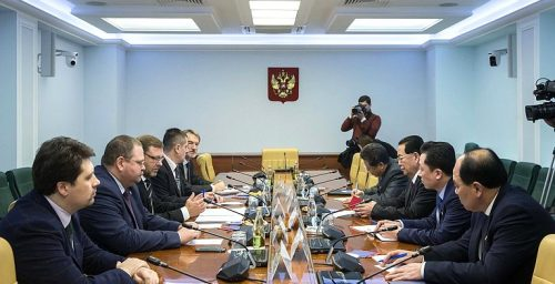 Why Russian lawmakers are working to build ties with North Korea