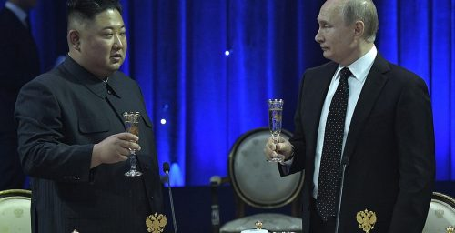 Russian objectives in North Korea: the hardening view from Washington