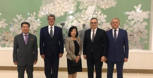 """Morgulov in Pyongyang: Russia's new """"strategic patience"""" with North Korea"""
