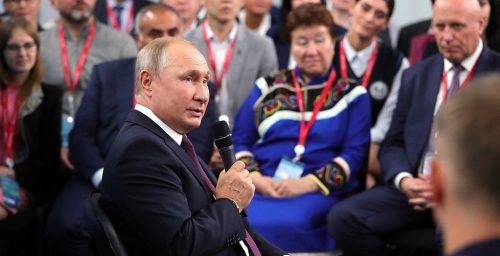 Why Russian efforts to push interests in Korea failed to gain traction at 2019 EEF