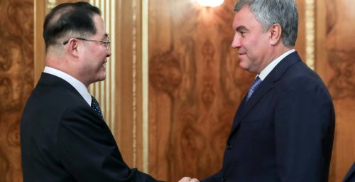 What to make of this week's North Korean-Russian parliamentary talks in Moscow