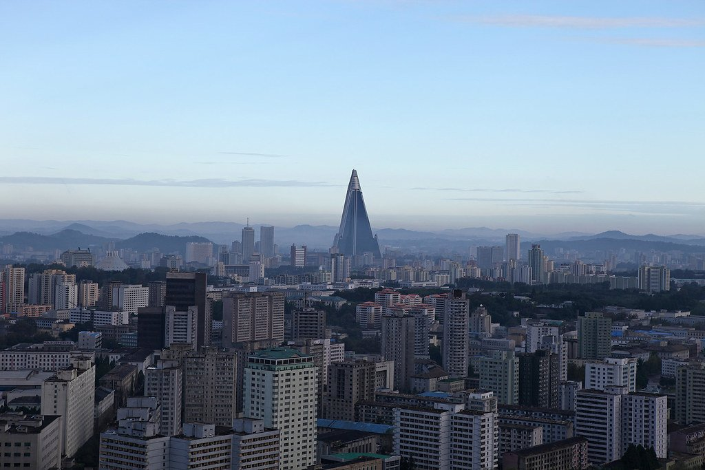 What life is really like as a foreigner living in Pyongyang