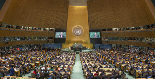 UN renews DPRK human rights resolution, raising routine ire from Pyongyang