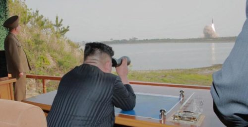 """U.S. ready to respond to possible """"late Christmas gift"""" from North Korea: DOD"""