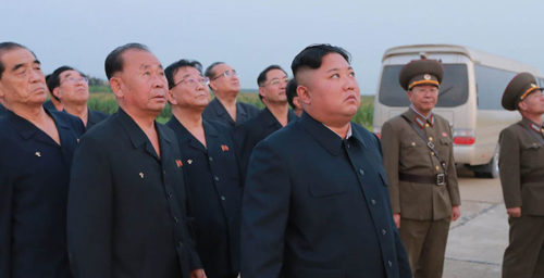 North Korean arms industry, military officials rose to prominence in 2019: data
