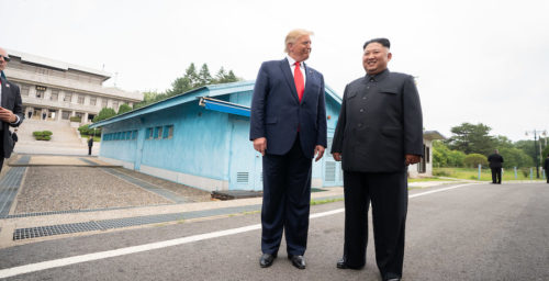Why President Trump should trade U.S. troops in Korea for denuclearization