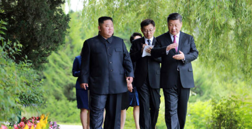 Why it's time for China to take greater responsibility for North Korea's future