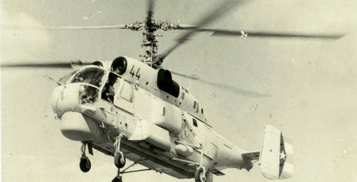 In aid of Juche: how Cuban anti-submarine helicopters ended up in North Korea