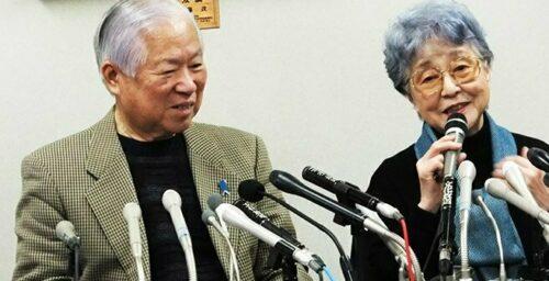 Shigeru Yokota, crusader for Japanese abducted by North Korea, dies at 87