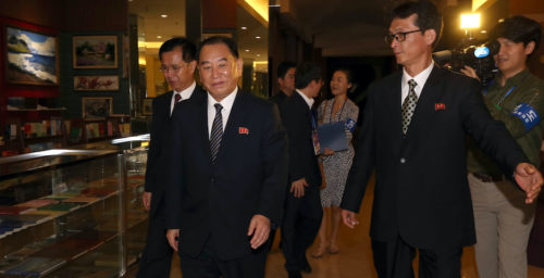 What the re-emergence of Kim Yong Chol could mean for North Korean policymaking