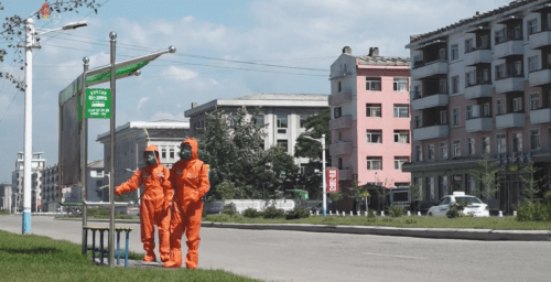 North Korea tested nearly 11,000 people for COVID-19 — zero 'confirmed' cases