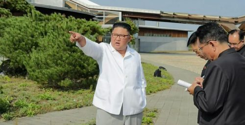 North Korea says it's 'gravely concerned' about Australian human rights abuses