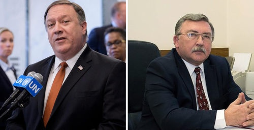 Pompeo touts success on North Korea, but a senior Russian official is skeptical