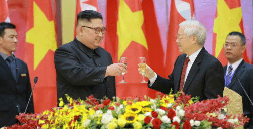 Seven decades of friendship and envy: North Korea's relations with Vietnam