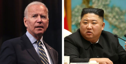North Korea wants Biden's attention. The best way to get it: ballistic missiles.