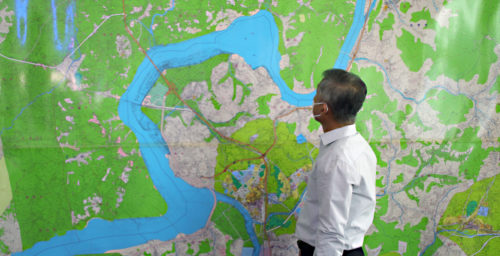 Real estate values drop at inter-Korean border as hopes for peace diminish
