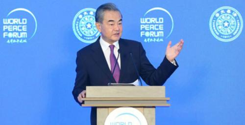 U.S. should address North Korea's 'legitimate concerns,' Chinese FM says