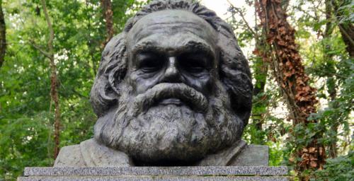 In Kim Jong Un's speeches, Marx returns to North Korea