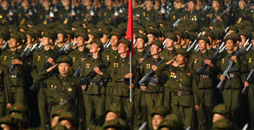Guns in one hand: Kim Jong Un's revitalization of the Worker-Peasant Red Guards