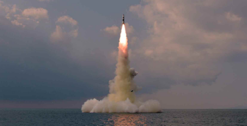 North Korea hails a 'successful' SLBM test from submarine