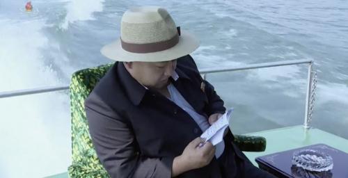 Kim Jong Un worked on tourist resort designs during 2021 absences: KCTV