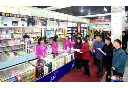 National Cosmetics Show Opens