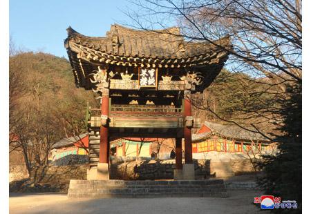 Sokwang Temple Restored