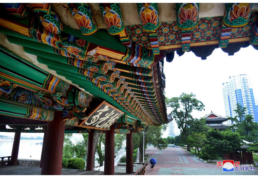 Ryongwang Pavilion
