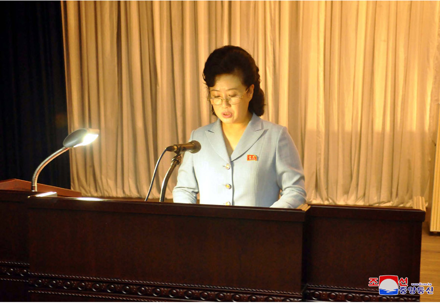 Workshop Held for Chairwomen of City and County Committees of Women's Union