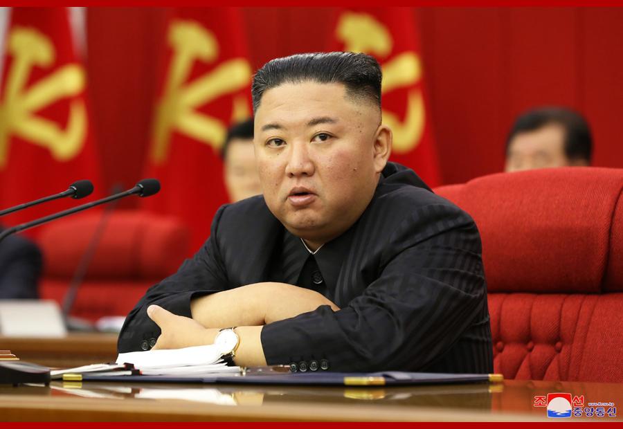 조선로동당 중앙위원회 제8기 제3차전원회의 페회