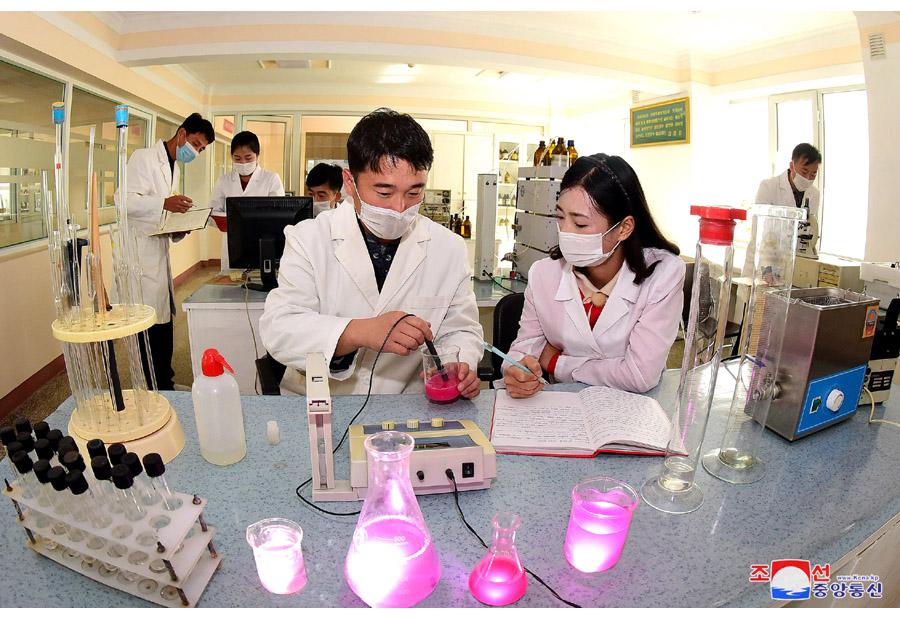 농업생산을 늘이기 위한 연구사업 심화