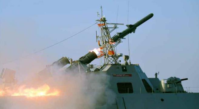 Rodong-Sinmun-anti-ship-missile-test-Feb-7-2015