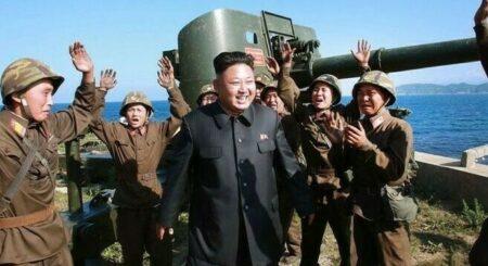 N. Korea emphasizes island defense & assault capabilities