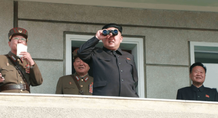 October: State media treats all as normal as Kim Jong Un ends absence