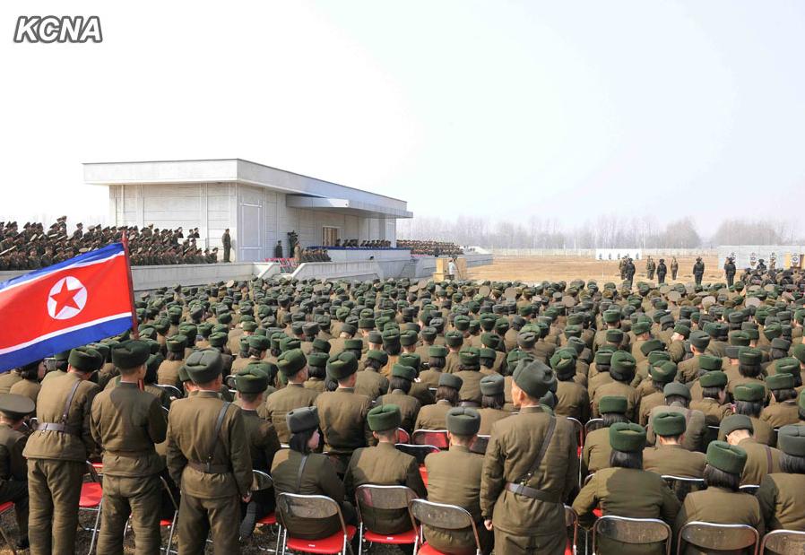 Military events, activities spike in N. Korea