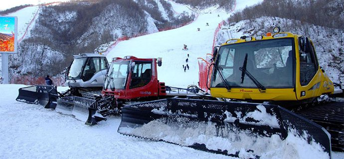 Equipment at N. Korean ski resort may breach UN luxury goods sanctions