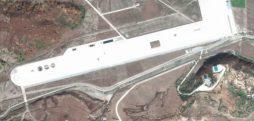 Test range built for new North Korean armor
