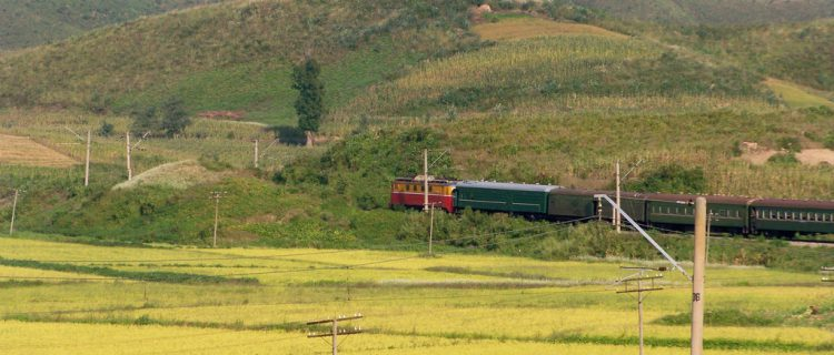 N.Korean media says freight rail suffering from 'acute shortage'