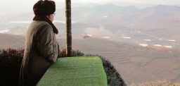 Kim Jong Un's emphasis on military p