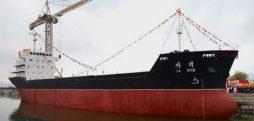 New North Korean cargo ship an increasingly rare sight