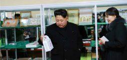 Kim Jong Un public appearances in 2017 lowest since assuming power: data