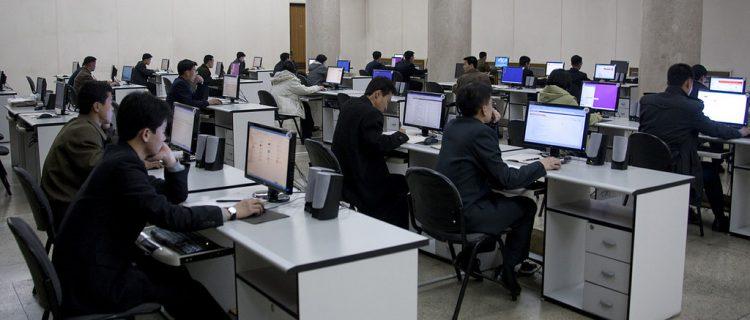 Wake up to North Korea's cyber-threats