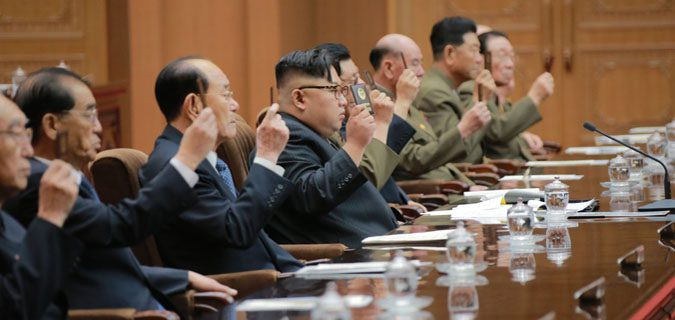 Pyongyang leadership activity in June highlighted by SPA session