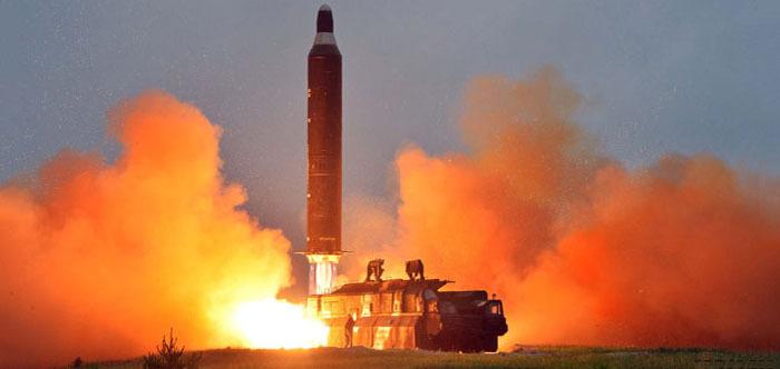 North Korea's June 22 Musudan test | Picture: Rodong Sinmun