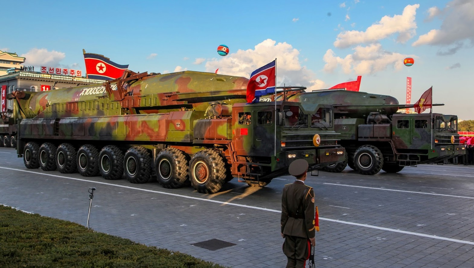 remarkable achievements  north korean missile programs are