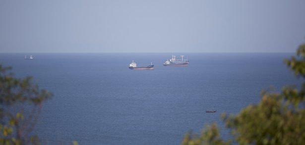 Chinese, Russian tankers in North Korea oil deliveries, data shows
