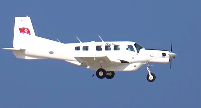 north korea u0026 39 s newest aircraft made by a company in new zealand