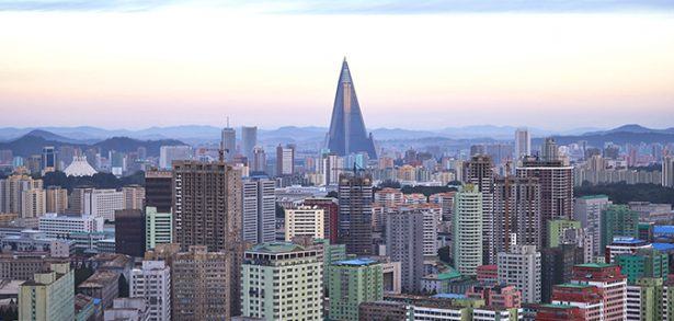 Numerous construction projects popping up in Pyongyang, photos reveal